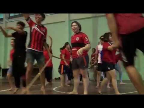 บุญภาควิชาศิลปกรรม59 มหาวิทยาลัยราชภัฏเลย Ep.1 กีฬาสัมพันธ์ศิลปกรรม