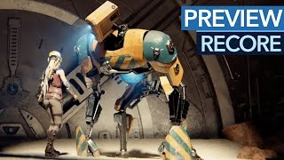 ReCore - Angespielt: Was taugt die Robo-Action vom Metroid-Macher? (Gameplay)