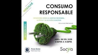 Webinar | Consumo Responsable