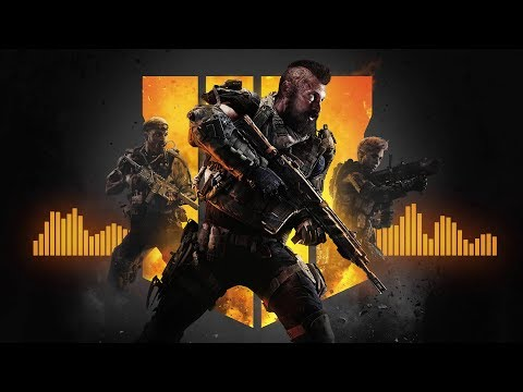 Call of Duty Black Ops 4  Soundtrack - Multiplayer Theme   60fps With Visualizer