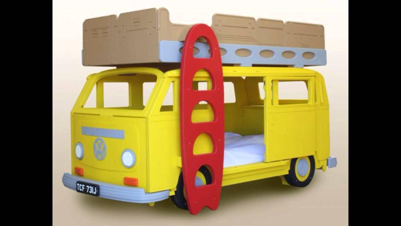 Camas en forma de carros para ni os lima peru youtube - Coches cama para ninos ...