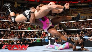 The New Day vs. The Club: Raw, June 6, 2016