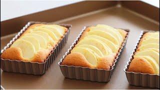Apple Almond Cake 蘋果杏仁蛋糕Apron