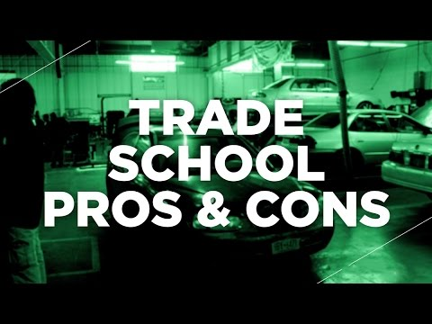 Young Money: Trade School Vs  College | CNBC