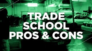 Young Money: Trade School Vs. College   CNBC