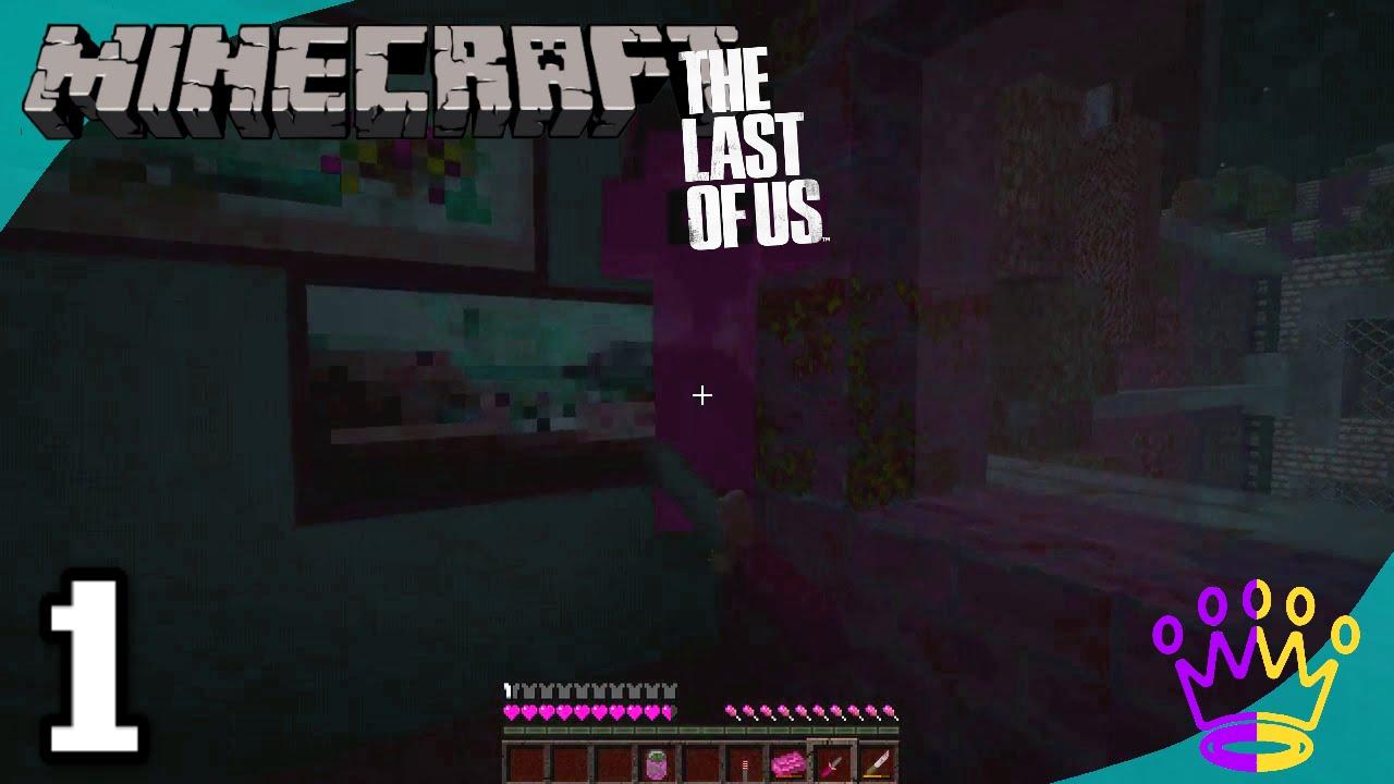 Dat Echo Minecraft Last Of Us Map YouTube - Minecraft last of us map