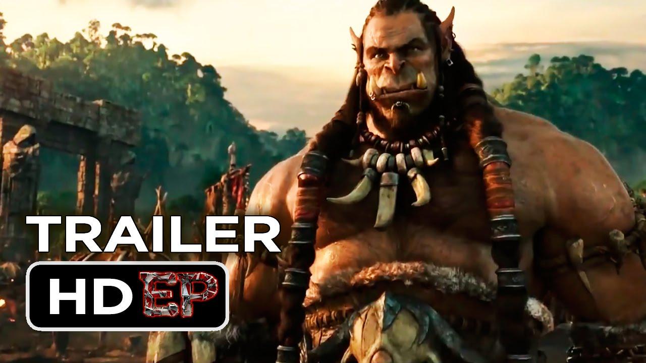 Warcraft: El Primer Encuentro de Dos Mundos – tráiler