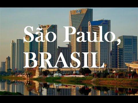 São Paulo, BRASIL ►¡Ciudad imprecionante!¡Amazing City !► HD