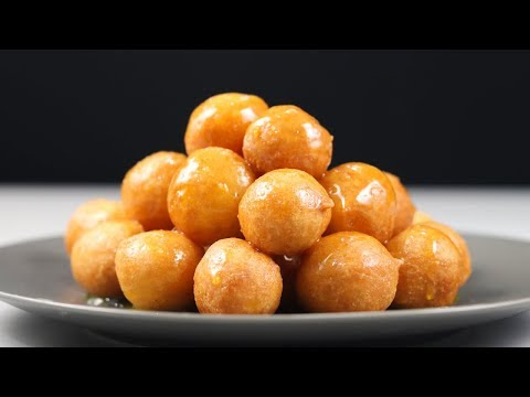 sweet-ball-|-homemade-loukoumades-|-lukaimat-|-how-to-make-famous-arabian-dessert-lukaimat