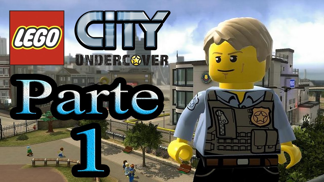 Let S Play Lego City Undercover Parte 1 Youtube
