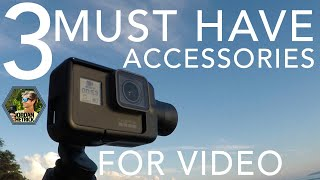 TOP 3 GoPro Accessories to Improve Your Videos