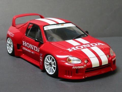 Gran Turismo 2 Honda Cr X Del Sol Lm Edition