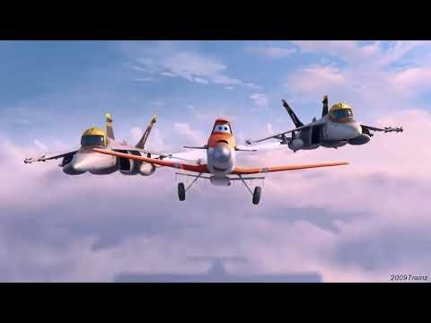 Саундтрек к мультфильму самолеты на русском