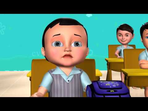 Johny Johny Yes Papa Nursery Rhyme   3D Animation English Rhymes & Songs for Children 6