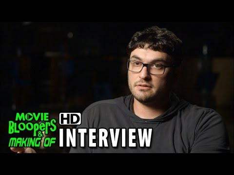 Fantastic Four (2015) Behind the Scenes Movie Interview - Josh Trank 'Director'