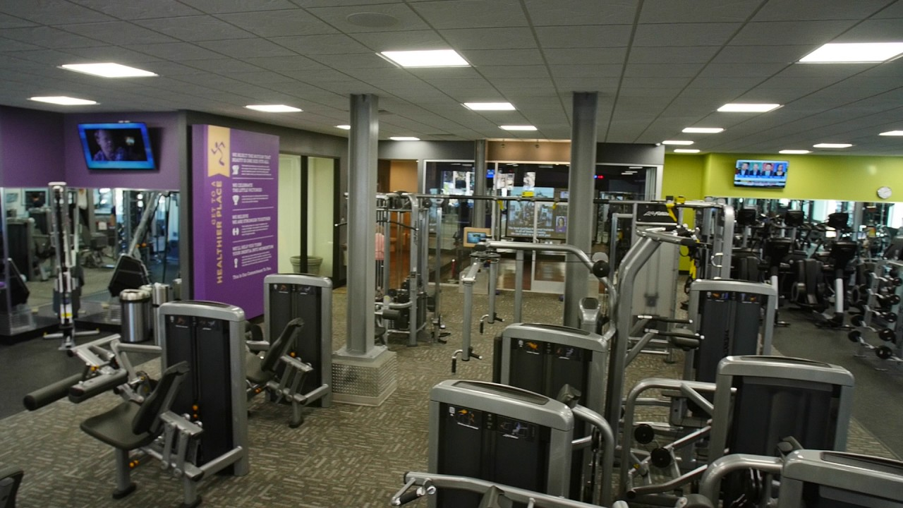 Join Anytime Fitness For 1 08 2021