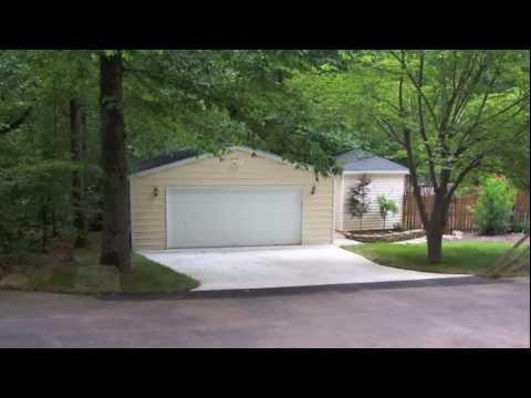 Benbuilt4u 24x25 Carolina Carport Metal Garage complete build