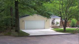Benbuilt4u 24x25 Carolina Carport Metal Garage Complete Build