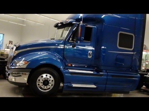 MVS - 2012 International Prostar Eagle (Part 1 - Tour)
