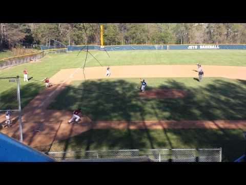 Tanner Revis Dirtbags Baseball Enka NC