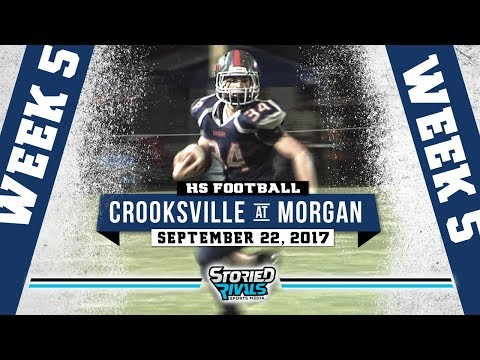HS Football | Crooksville at Morgan [9/22/17]