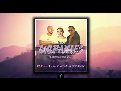 Culpables - Dj Khalid X Dana D Nova X Seo Fernandez (Bachata Version)