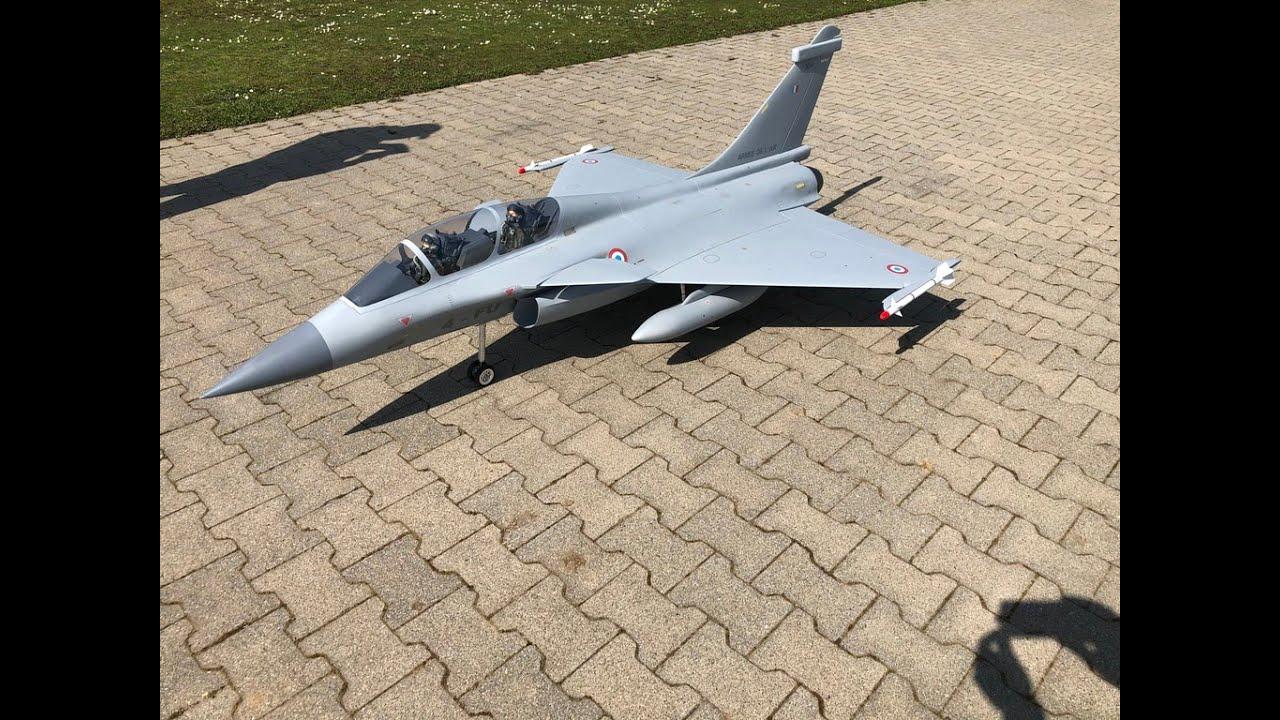 Rafale von Aviation Design mit JetCat 180 RXI