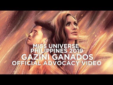"""Timeless"" - Miss Universe Philippines 2019 Gazini Ganados  Advocacy"