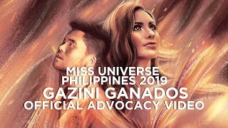 """Timeless"" - Miss Universe Philippines 2019 Gazini Ganados Official Advocacy Video"