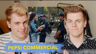 the Kendall Jenner Pepsi ad reaction | VEDA 6 | nikinsammy