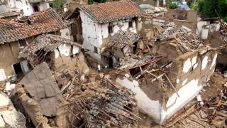 Aerial Imaging Used To Aid Yunnan Earthquake Relief Efforts