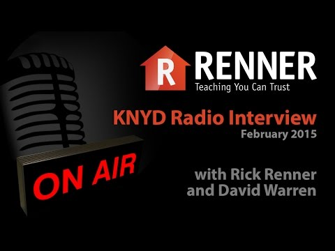 KNYD Radio Interview: Rick Renner & David Warren