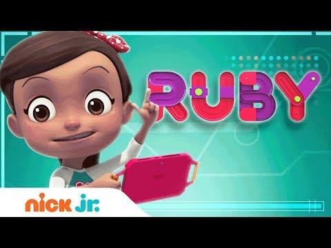 Rusty Rivets España | Conoce a Ruby | Nick Jr.