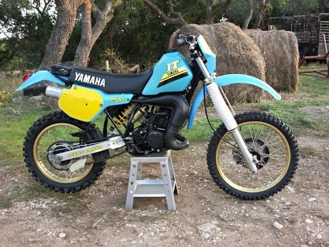 yamaha it. 1984 yamaha it 200l it a