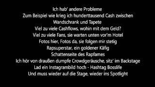 Kollegah - Keine neuen Freunde Lyrics HD