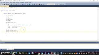 Suche nach Summe und Durchschnitt mit einem einfachen Java-Programm