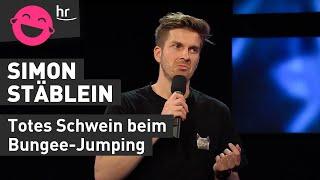 Simon Stäblein – Ein ganzer Zoo beim Bungee-Jumping
