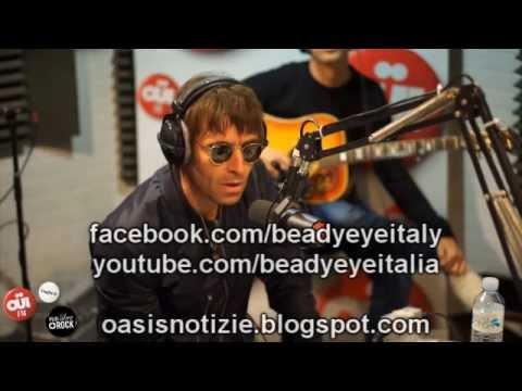 Beady Eye interview on BBC Radio 6 on 7th May 2013