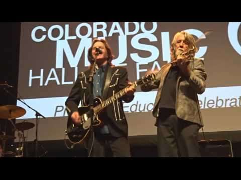 Nitty Gritty Dirt Band - Colorado Music Hall Of Fame Induction Concert - 01/09/2015