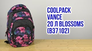 Розпакування CoolPack Vance для дівчаток 42 х 30 х 15 см 20 л Бузини B37102