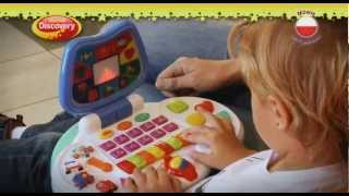 Dumel Discovery Jabłuszko i Laptop - interaktywne zabawki dla Twojego dziecka.