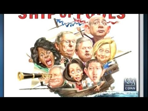 "Tucker ""Ship Of Fools: How A Selfish Ruling Class Is Bringing America To The Brink Of Revolution!"""