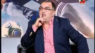 الناقد جمال العاصى وازمه احمد الشيخ بين الاهلى والزمالك
