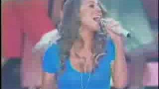 Mariah Carey I'll Be Lovin U Long Time/Touch My Body live at 2008 teen choice awards High Quality
