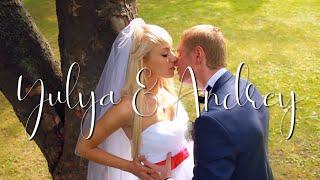 Russische Hochzeitsvideo Yulya & Andrey