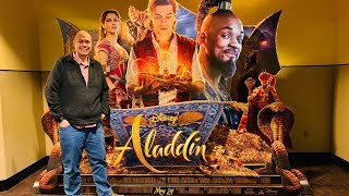Disney Aladdin Live Action Movie Opening AMC Ontario Mills May 23, 2019