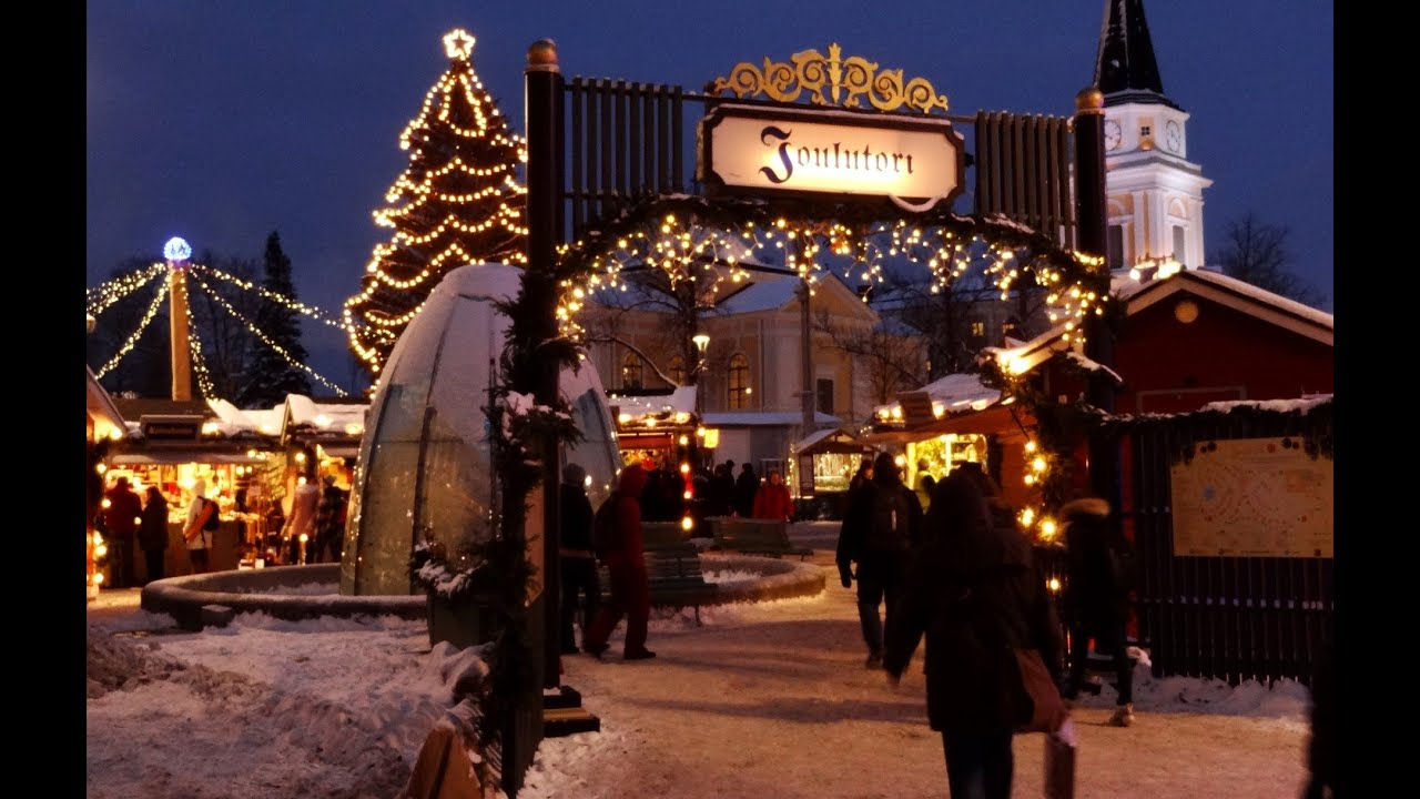Joulu Tampere