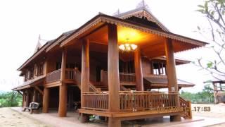 2 Story House Design In Thailand Gif Maker   Daddygif.com (see Description)