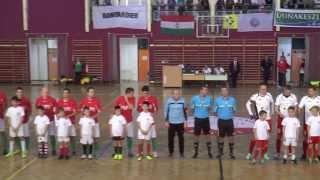 Dunakeszi Kinizsi - Piliscsabai AFC 2013.11.08 NB2