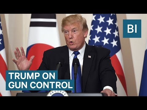 TRUMP ON TEXAS: Gun-control laws would've led to 'hundreds more dead'